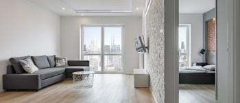 T2 45 m² AVEC LOGGIA / A 5MIN DE JEAN MACE / LYON 7
