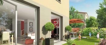T2 de 48 m² en rez-de-jardin à Lyon 8