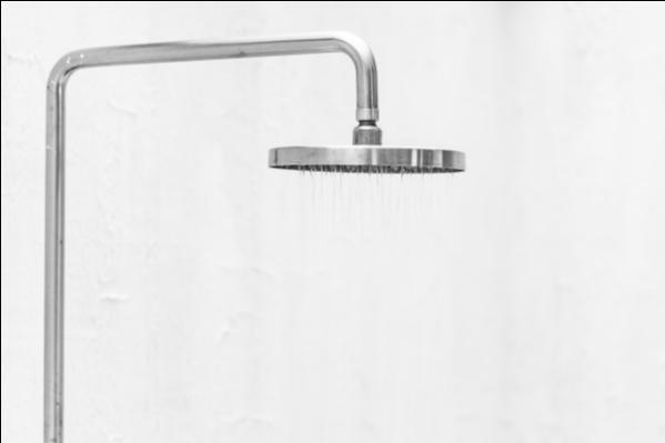Douche à l