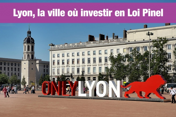 Spécialiste Loi Pinel Lyon : MC&A, une équipe de professionnels vous accompagne