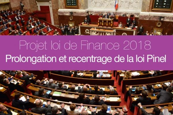 Nouvelle loi Pinel 2018, une prolongation rencentrée du dispositif