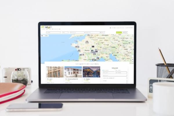 Notre site toit-terrasse.monlogementneuf.com dédié à la recherche d