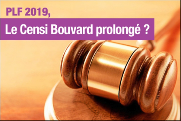 Prolongation du Censi Bouvard jusqu