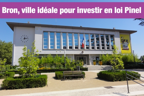 Appartement loi pinel a Bron 69500 programme immobilier neuf t1 t2 t3 t4 Bron