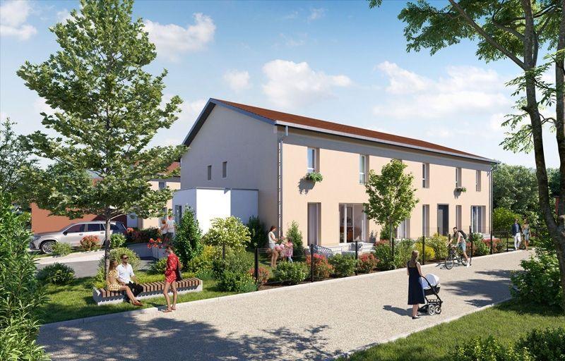 Plus d info sur la résidence Les Jardins de Mayeux à Beynost
