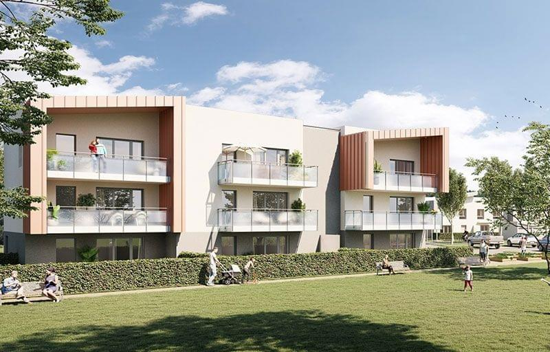 Programme immobilier neuf Beynost
