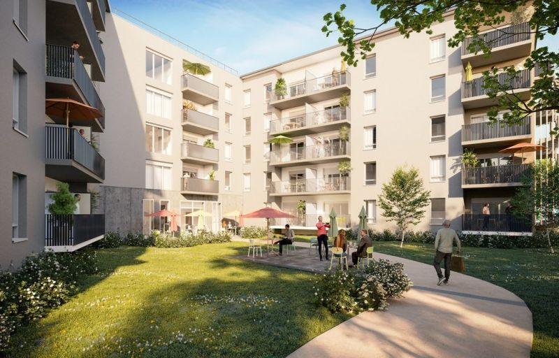 Plus d info sur la résidence Marguerite à Bourg-en-Bresse