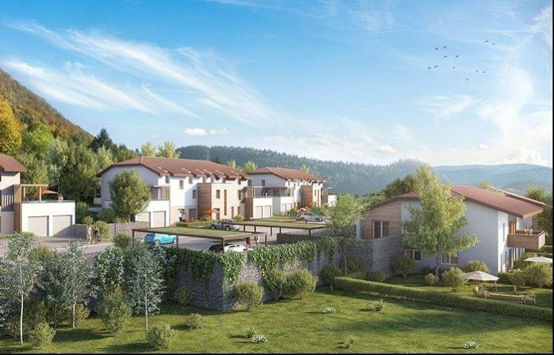 Programme immobilier neuf Collonges