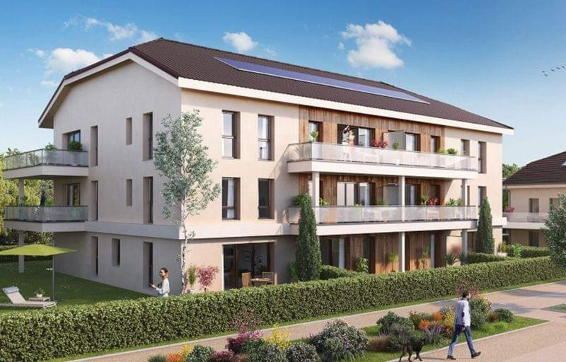 Programme immobilier neuf Crozet