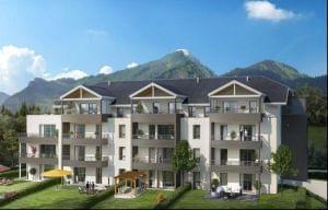 Plus d info sur la résidence Horizon Nature à Divonne-les-Bains
