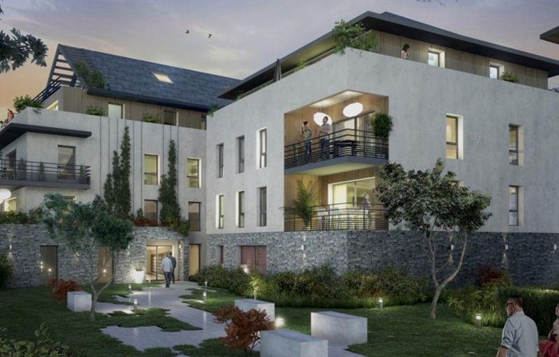 Programme immobilier neuf Divonne les Bains