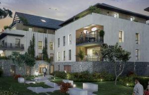 Plus d info sur la résidence L'écrin à Divonne les Bains