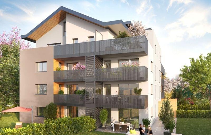 Appartement neuf Divonne les Bains