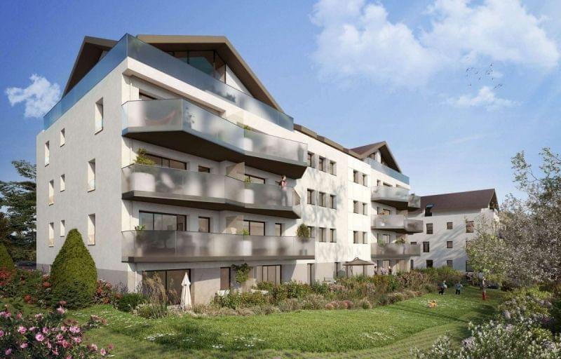 Plus d info sur la résidence Signature à Divonne les Bains