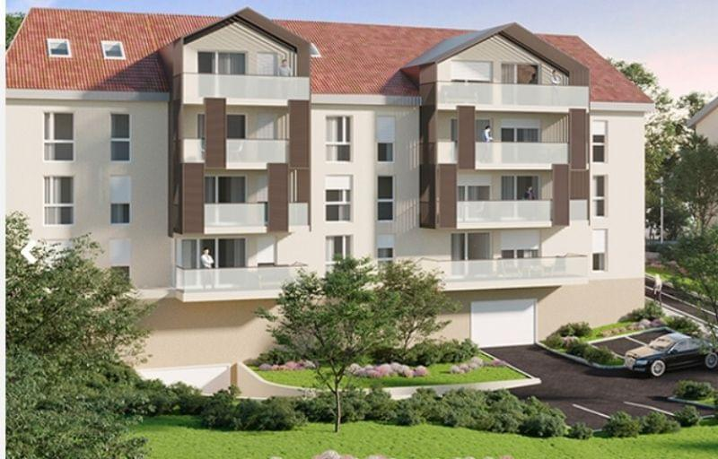 Programme immobilier neuf Gex