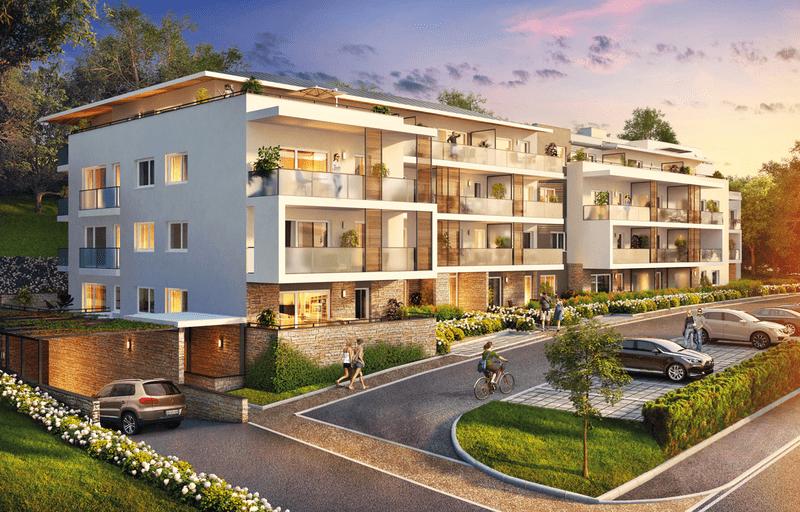Acheter un logement neuf gex pour investir en loi pinel for Acheter un appartement neuf