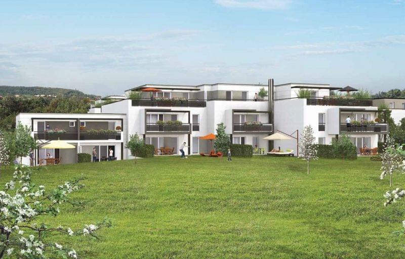 Immobilier neuf Ornex