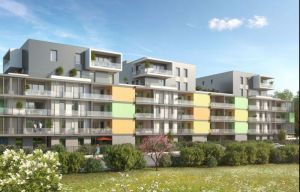 Appartement neuf Saint-Genis-Pouilly