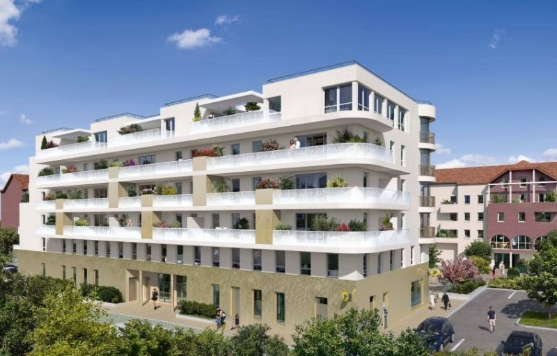 Plus d info sur la résidence Le Magnifique à Saint Genis Pouilly