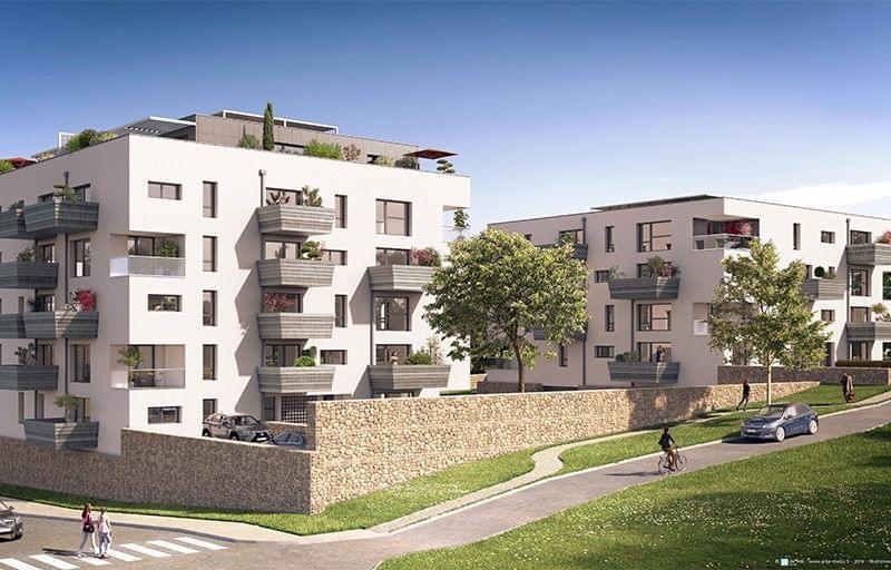 Plus d info sur la résidence Le Maxime à Saint Genis Pouilly