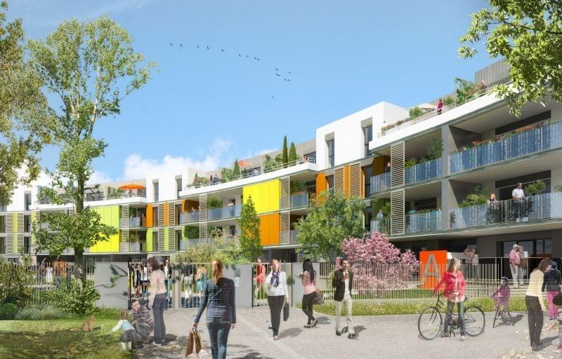 Plus d info sur la résidence New Park Allondon à Saint Genis Pouilly