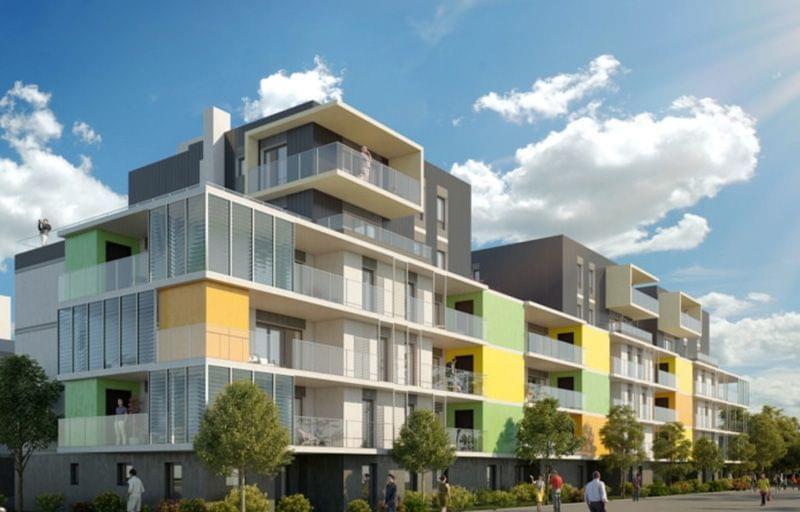 Plus d info sur la résidence New Park Jura à Saint Genis Pouilly