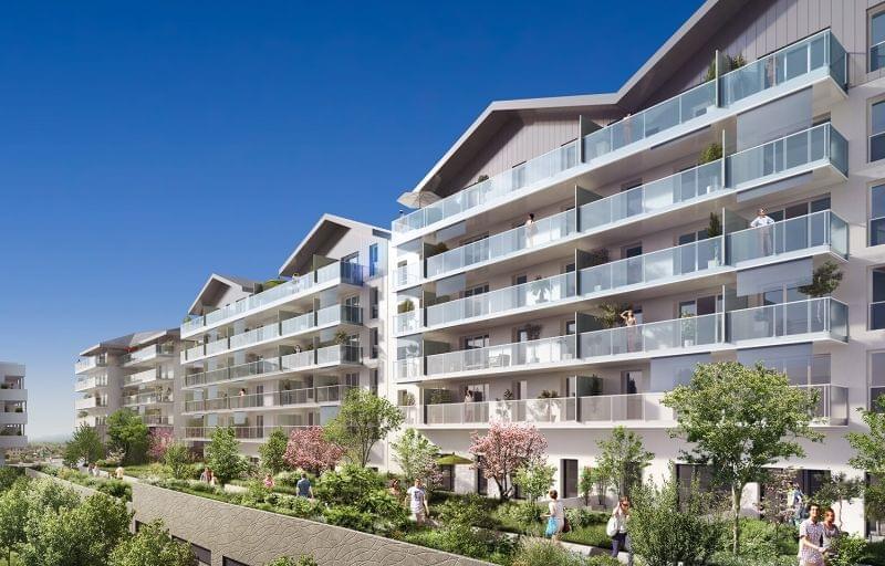 Immobilier neuf Saint Genis Pouilly