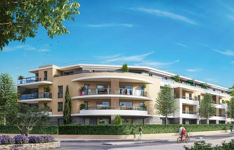 Programme immobilier neuf Auribeau-sur-Siagne