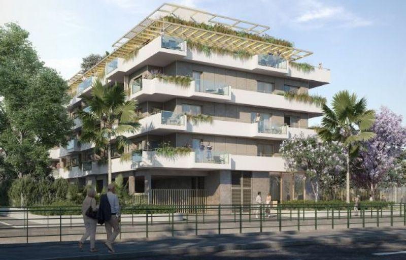 Plus d info sur la résidence Naturea à Cagnes-sur-Mer