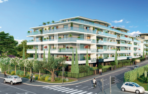 Programme immobilier neuf Cagnes-sur-Mer