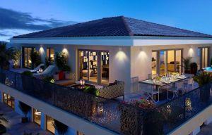 Plus d info sur la résidence Palm Rivera à Cannes