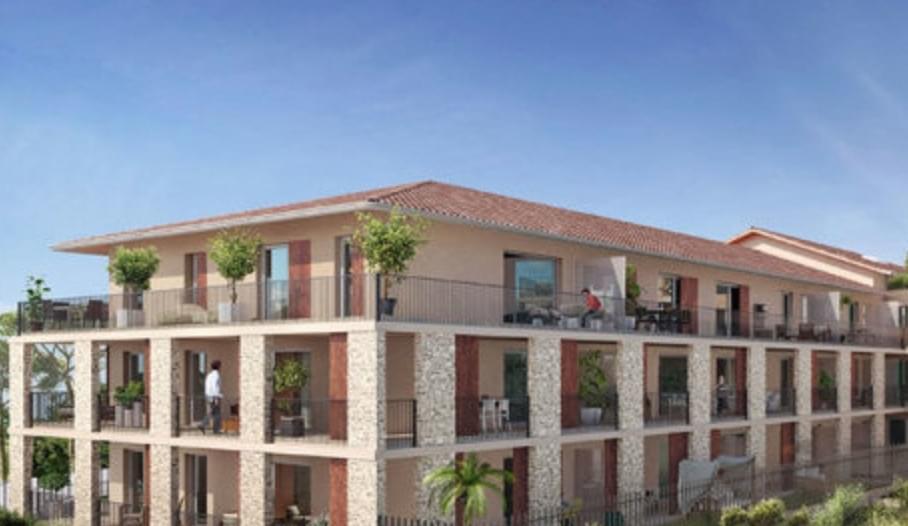 Résidence à Carros Proche de Nice, Les plages,