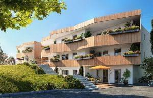 Programme immobilier neuf Châteauneuf-Villevieille