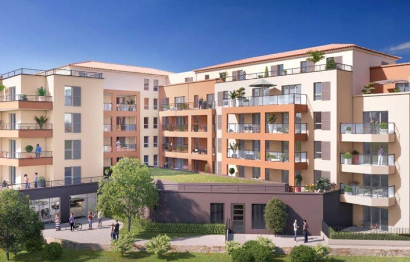 Immobilier neuf Drap
