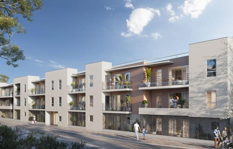 Immobilier neuf Le Cannet