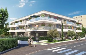 Programme immobilier neuf Le Cannet