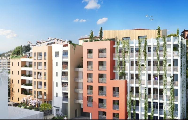 Programme immobilier neuf Menton