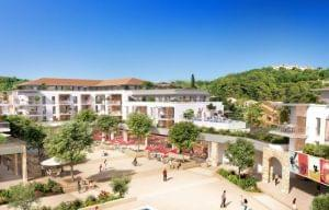 Programme immobilier neuf Mougins