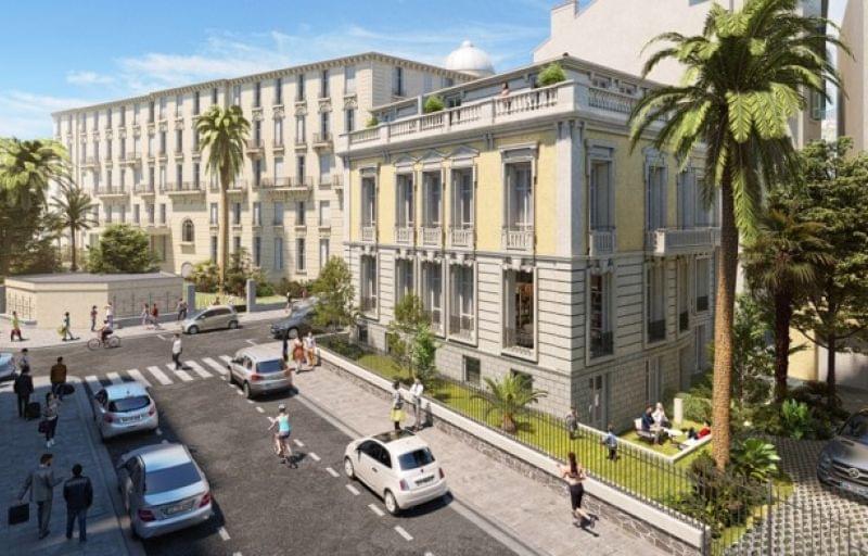 Plus d info sur la résidence Offenbach à Nice