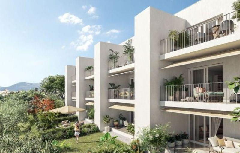 Programme immobilier neuf Nice