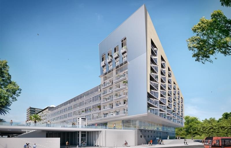 Résidence à Nice Idéalement situé, LMNP, Ville étudiante,