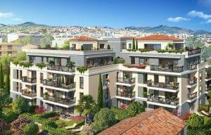 Programme immobilier neuf Saint Laurent du Var