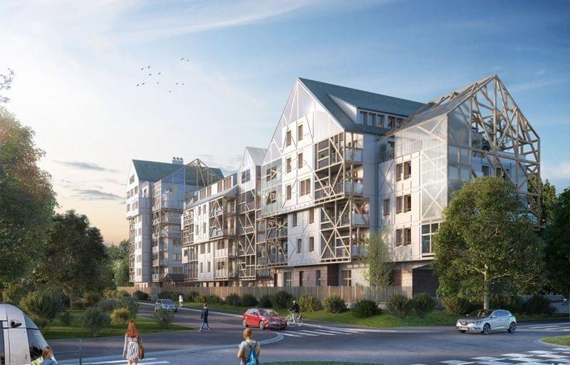 Programme immobilier neuf Ostwald