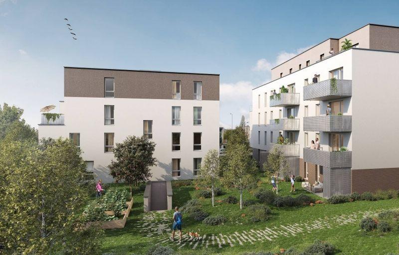 Immobilier neuf Strasbourg