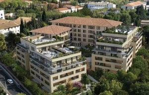 Plus d info sur la résidence Aixcellence à Aix-en-Provence
