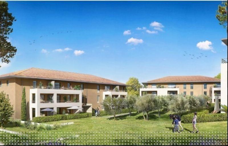 Programme immobilier neuf Aix-en-Provence