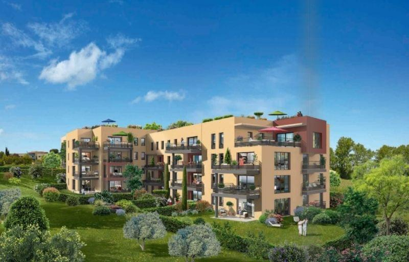 Programme immobilier neuf Aix-en-Provence