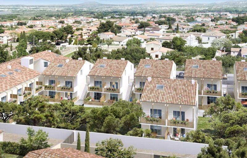 Immobilier neuf Châteauneuf-les-Martigues