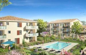 Programme immobilier neuf Le Puy-Sainte-Réparade