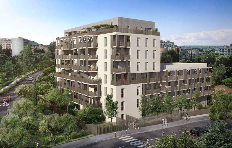 Programme immobilier neuf Marseille 13010